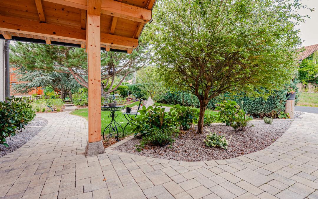 Votre paysagiste à Saulcy sublime votre jardin